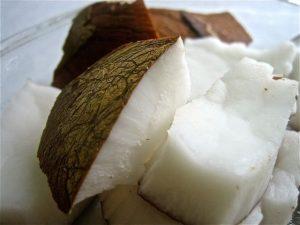 nuca de cocos