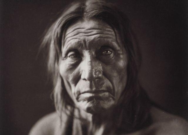 indian portret