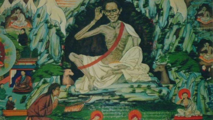 Un sfant de origine tibetana a supravietuit sute de ani cu aceasta planta! Afla-i secretele…