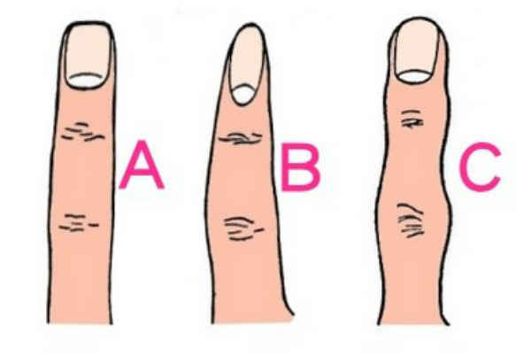 Forma degetului iti poate spune ce fel de persoana esti!
