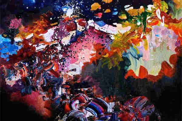 Creativitate si sinestezie – Un artist vede ceea ce aude si transforma totul in opere de arta!