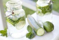Aceasta este bautura verii care iti poate detoxifia intregul organism!